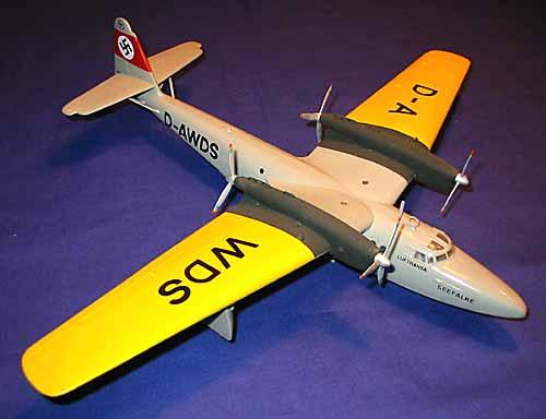 MACH 2 Plane / DORNIER Do 26
