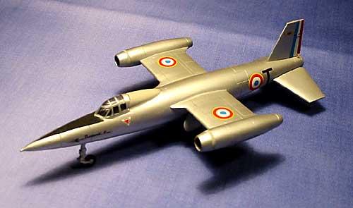 maquette avion trident