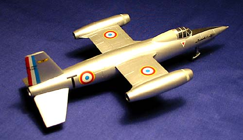 AeroSpirit  Maquette miniature Hawker Siddeley Trident diecast  Vente en
